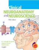 Clinical Neuroanatomy and Neuroscience: With STUDENT CONSULT Online Access (Fitzgerald, C